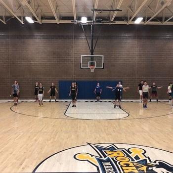 Rockwell High School - Varsity Boys' Basketball