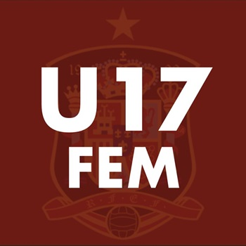 Real Federacion Espanola de Futbol - 2.2 SEF Sub 17 Femenina