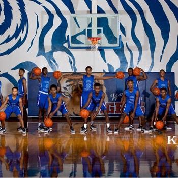 Wharton High School - Boys' Varsity Basketball