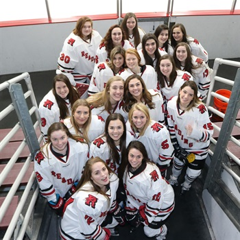 Reading Memorial High School - Girls' Varsity Ice Hockey