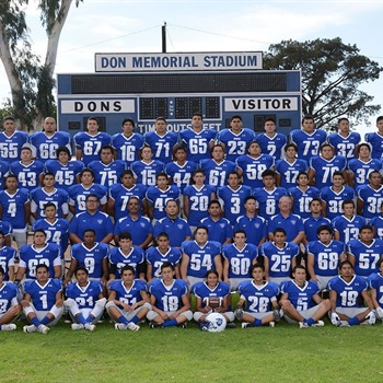 El Rancho High School - El Rancho Football