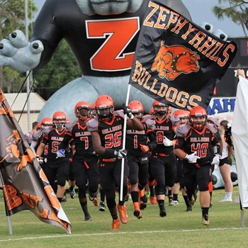 Zephyrhills High School - Boys Varsity Football