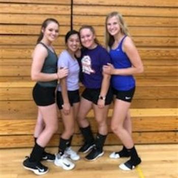 Chetek Weyerhaeuser High School - Girls' Varsity Volleyball