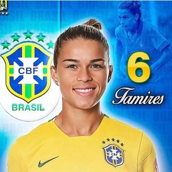 Tamires Gomes