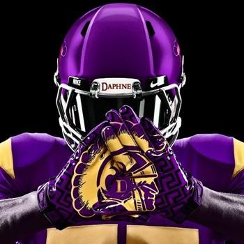 Daphne High School - Boys Varsity Football