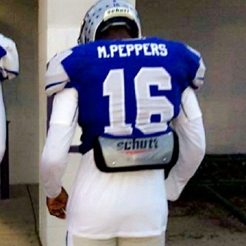 Malachi Peppers