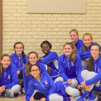 St. Laurence Catholic School - Lady Saints Varsity Basketball