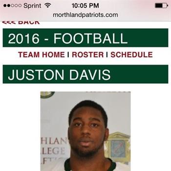 Juston Davis