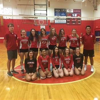 Spaulding High School - Girls' Varsity Volleyball
