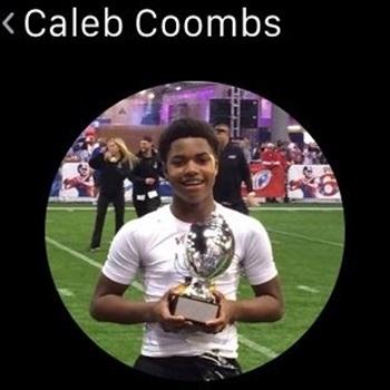 Caleb Coombs