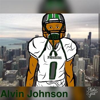 Alvin Johnson III