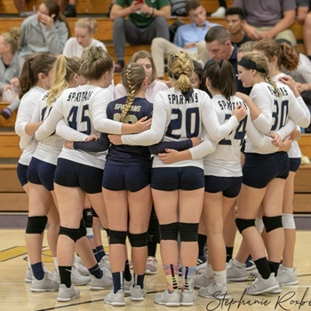 Conneaut High School - Lady Spartans Varsity Volleyball