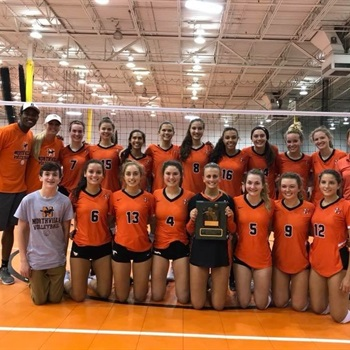 Northville High School - Girls' Varsity Volleyball
