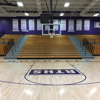Rochelle Township High School - Varsity Basketball