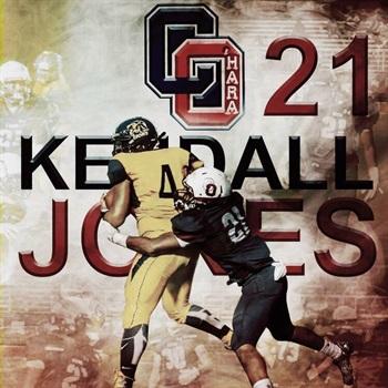 Kendall Jones