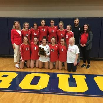 Visitation Academy High School - Girls' Varsity Volleyball