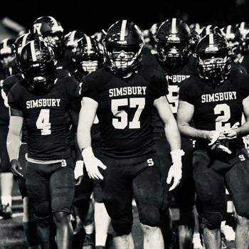 Simsbury High School - Boys Varsity Football