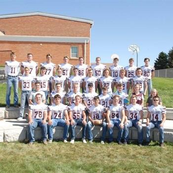 Bowman County High School - Boys Varsity Football
