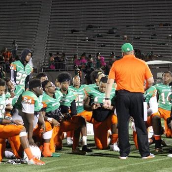Sam Houston High School - Boys Varsity Football