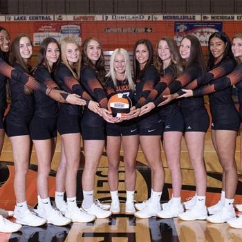 LaPorte High School - Girls Varsity Volleyball