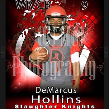 DeMarcus Hollins