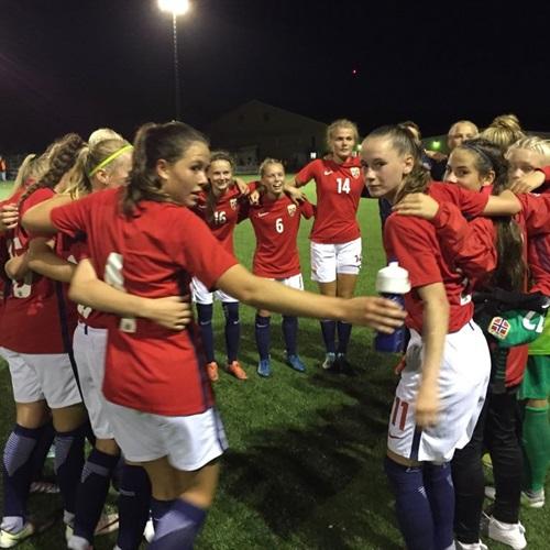 Norges Footballforbund - J16