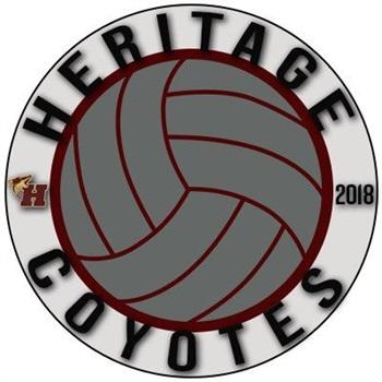 Frisco Heritage High School - Heritage Volleyball