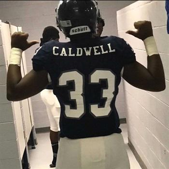 Kentrell Caldwell