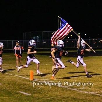 Hardin High School - Boys Varsity Football
