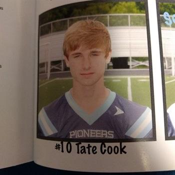 Tate Cook