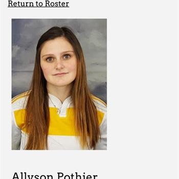 Allyson Pothier