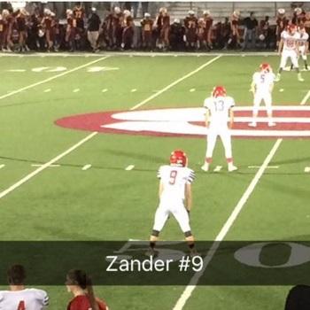 Zander Lackey