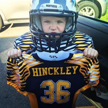 Pacey Hinckley