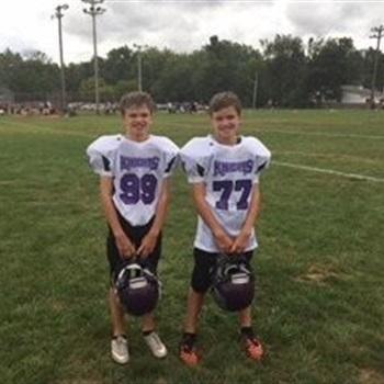 Gavin and Shane Magrann