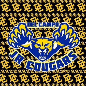 Del Campo Jr. Cougars - SYF - Jr. Pee-Wee (8U)