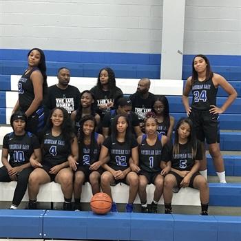 Lutheran East High School - Girls Varsity Basketball