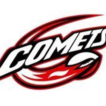 JCFA   - Comet Red