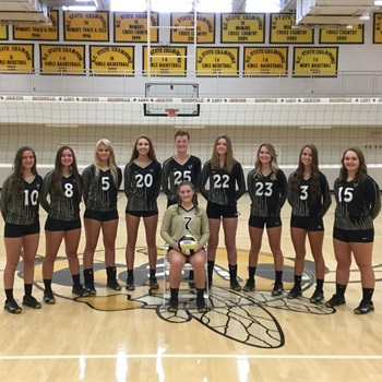 Hayesville - Girls Varsity Volleyball