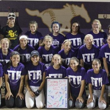 Marble Falls High School - Girls' Varsity Softball