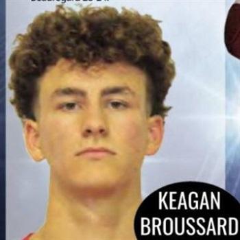 Keagan Broussard