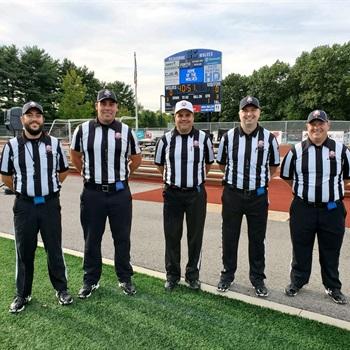 Arch City FB Officials Crew - OHSAA/COFOA Officials