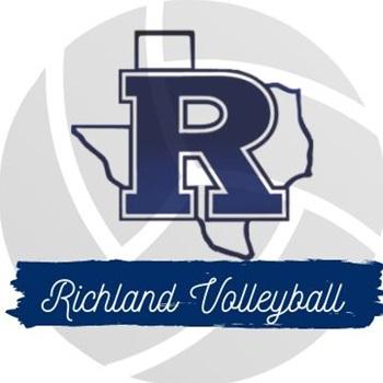 Richland High School - Varsity Womens Volleyball