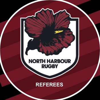 North Harbour Rugby Union - Referees