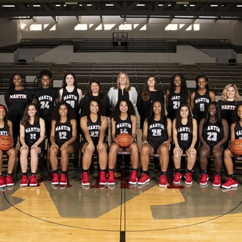 Martin High School - Girls Basketball