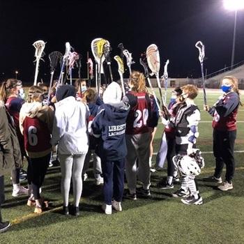 Liberty High School - Girls' Varsity Lacrosse