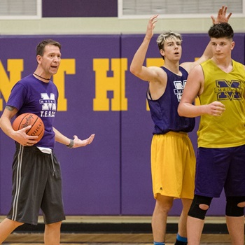 Maumee High School - Boys Varsity Basketball