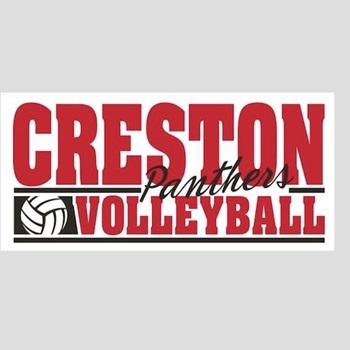 Creston High School - Girls' Varsity Volleyball