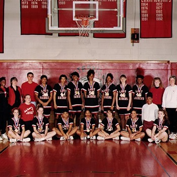 Coatesville High School - Girls' Varsity Basketball
