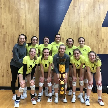 Southern Minnesota Volleyball - SMV 18-1