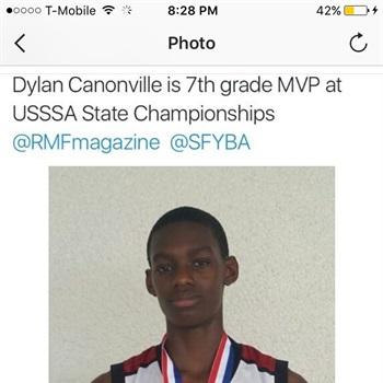 Dylan Canoville